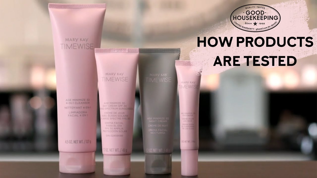 Mary Kay achieves`Good House Keeping` seal of approval!