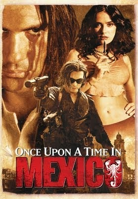Once Upon a Time in Mexico 2003 BluRay 720p 700MB ( Hindi – English ) ESubs MKV