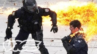 Gambar cover Teenage Riots in Athens (Part 1/3)