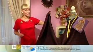 174 - Ольга Никишичева. Кардиган-пальто из плотного трикотажа