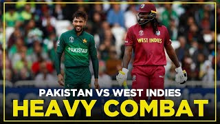 Heavy Combat | Pakistan vs West Indies | 3rd T20I Highlights | MA2E