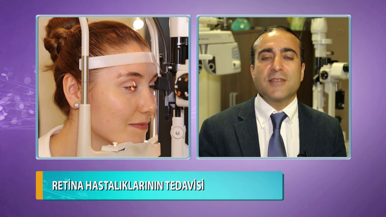 Retina hastalıklarının tedavisinde hangi yöntemler kullanılır? Op. Dr. Kubilhan Elmas