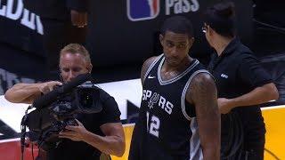 San Antonio Spurs vs Miami Heat Full Game Highlights October 25 2017