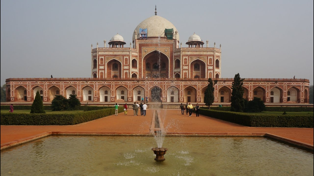 Delhi, India - YouTube