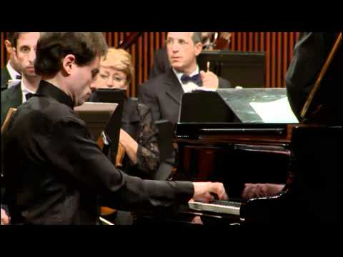 Beethoven - Concerto no 2 in B flat major op 19 - Boris GILTBURG and the Israel Camerata Orchestra