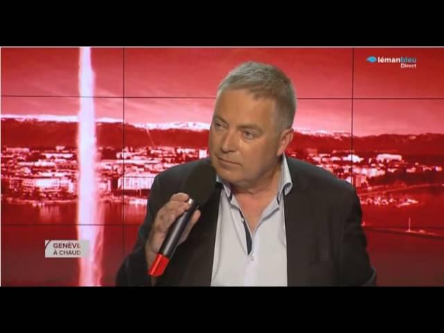 Interview de Tahar Boumedra avec la chaine Leman Bleu sur le massacre de 1988 en Iran