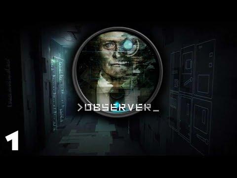 I'M A DETECTIVE - Observer - part 1