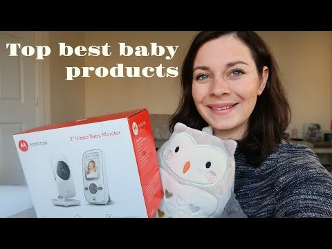 TOP BEST BABY PRODUCTS   APRIL SLOMAN