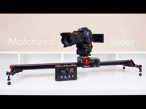 Konova K5 Motorized Slider Kit Review