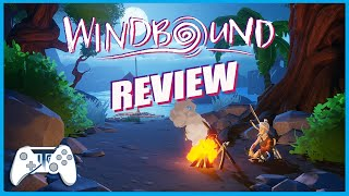 Windbound Review - Sailing the Seas (Video Game Video Review)
