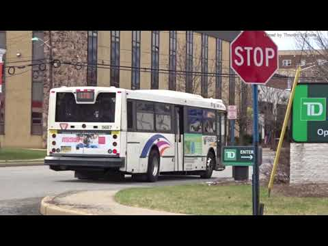 Buses in Northern New Jersey 2018 (NYC Metro Area)