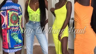 SUMMER CLOTHING HAUL | AliExpress SheIn & More