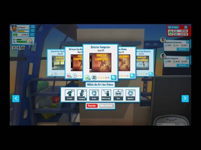 Let's Play Youtubers Life | Videos ohne Ende | Folge #017