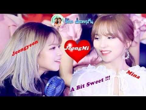 [FMV] Jeongyeon x Mina TWICE (JeongMi couple) - A Bit Sweet !