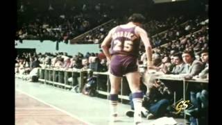 1971-72 Los Angeles Lakers - Basketball's Little Man