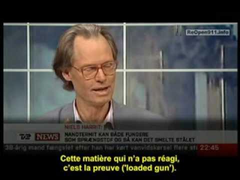 TV2 11Septembre Nano thermite