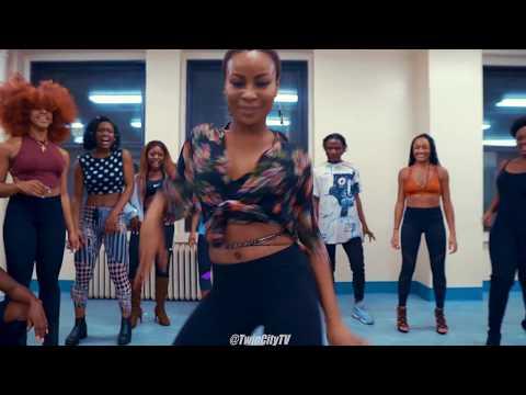 Skepta & Wizkid - 'Energy (Stay Far Away)' | Nneka Irobunda Choreography