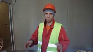 видео Разметка поверхности для плитки
