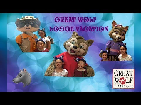KIDS TRIP TO GREAT WOLF LODGE