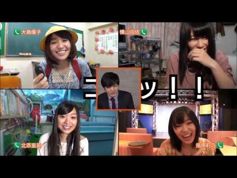 Not Yet - Yonpara  Yokoyama Yui / Oshima Yuko / Kitahara Rie / Sashihara Rino