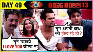 Hindustani Bhau Siddharth Shukla MAKE FUN Of Khesari Lal Yadav | Bigg Boss 13 Episode Update