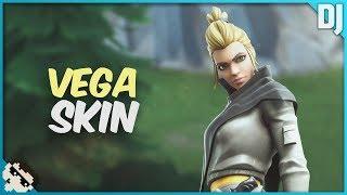 Vega Skin: Bounty Hunter Set - Season 9 Battle Pass! (Fortnite Battle Royale)