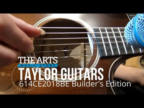 Taylor Guitars Canada - The Arts Music Store