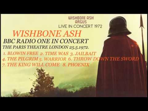 WISHBONE ASH LIVE AT THE BBC PARIS THEATRE LONDON 1972 Mp3