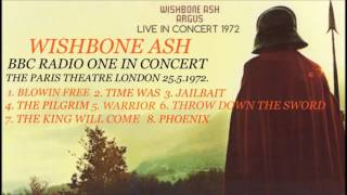 WISHBONE ASH LIVE AT THE BBC PARIS THEATRE LONDON 1972