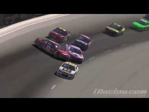 2017 NASCAR iRacing Pro Series - Race Recap (Darlington)
