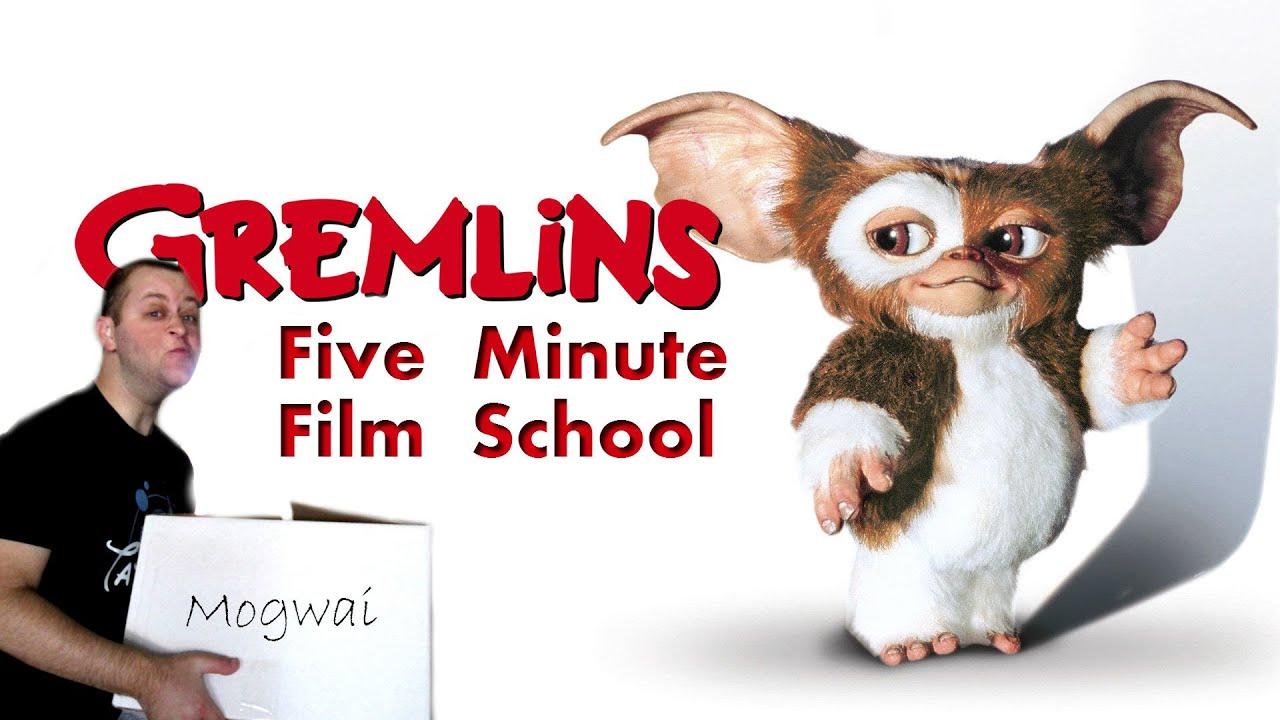 Five Minute Film School Gremlins - YouTube
