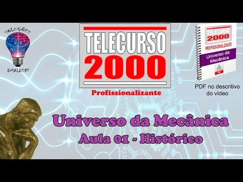 video de telecurso 2000 mecanica
