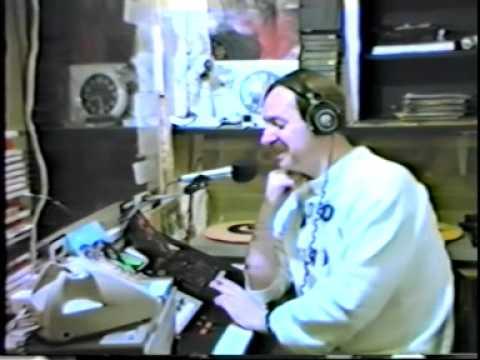 Herman de Graaf bij Radio Nova Amsterdam