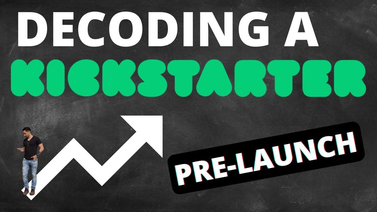 Download How to Do a Kickstarter Pre-Launch