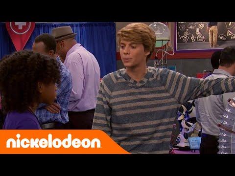 Henry Danger | La gara di scienze | Nickelodeon