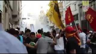 Turkey Protests - Taksim Gezi Park - My Unjust Protector