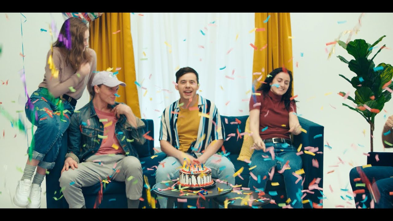 Download David Archuleta - OK, All Right [Official Music Video]