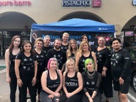 Pistachio's Annual Autism Cut-A-Thon 2019