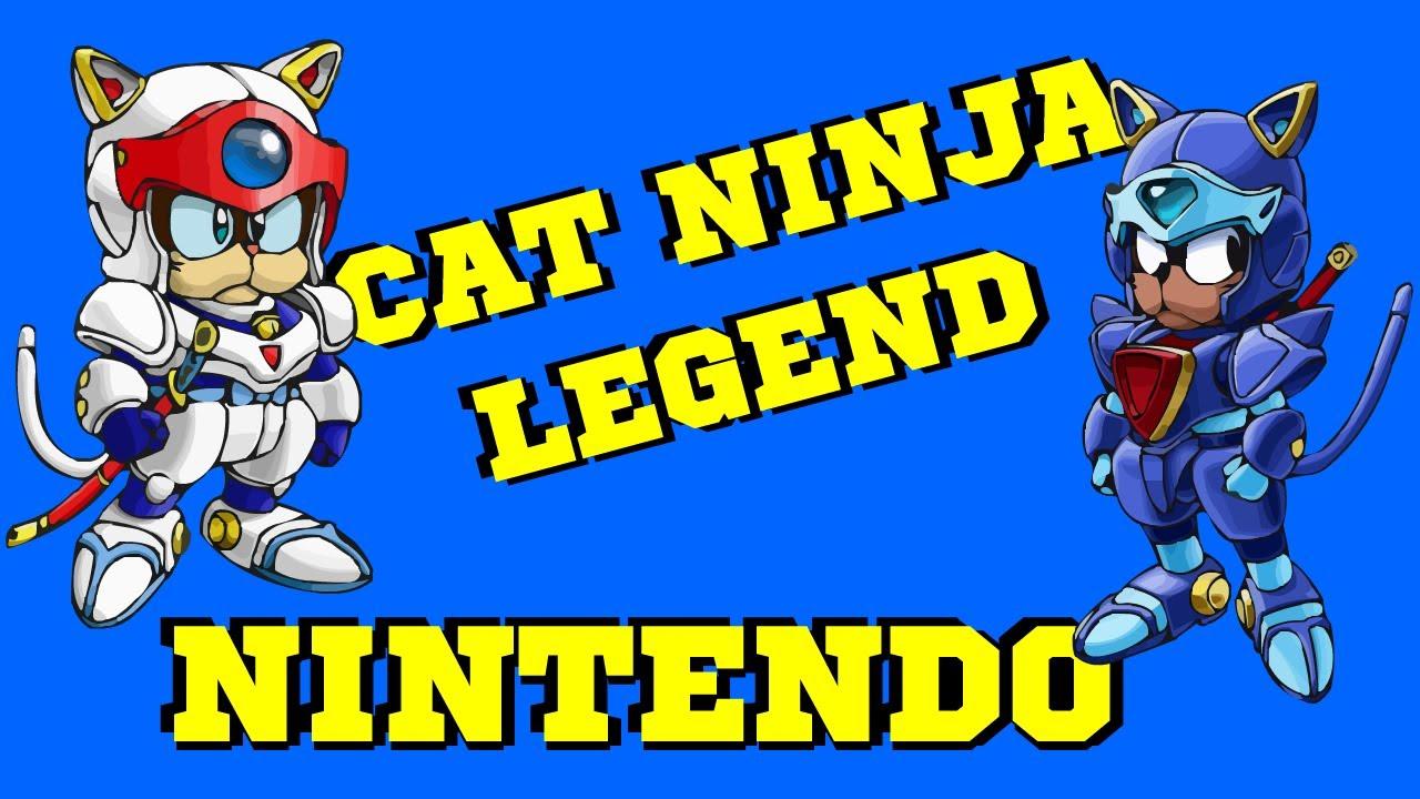 Ниндзя коты игра на денди