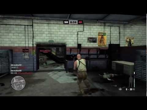 "Rockstar Games Presents: Max Payne 3 Multiplayer ""Payne Killer"" Map: Sao Paulo Bus Depot"