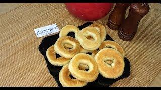 Соленые бублики: рецепт от Foodman.club