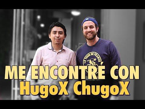 🇵🇪ME ENCONTRÉ CON HugoX ChugoX 🇵🇪