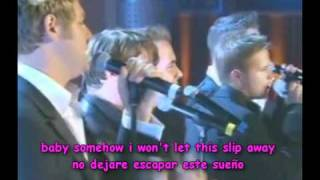 Westlife - World of our own live.wmv