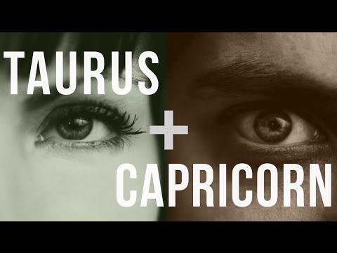 Taurus & Capricorn: Love Compatibility