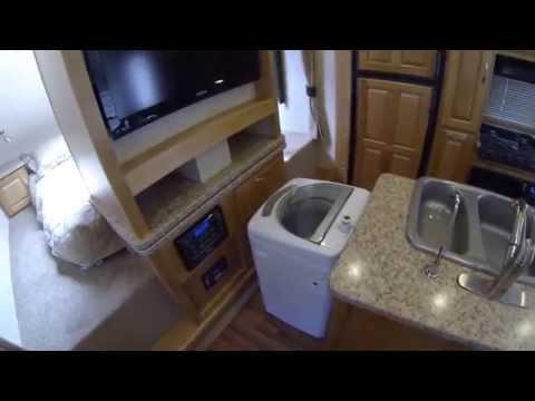 Haier Washing Machine Install - YouTube