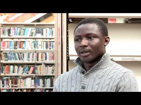 Study in Scotland - Michael from Nigeria