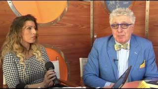 Intervista Dottor Lemme Alberico Salotto del Vip con Capano Stefano Summer time tv