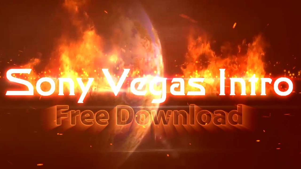 Fire text intro template sony vegas pro 13 free no for Sony vegas pro 9 templates free download