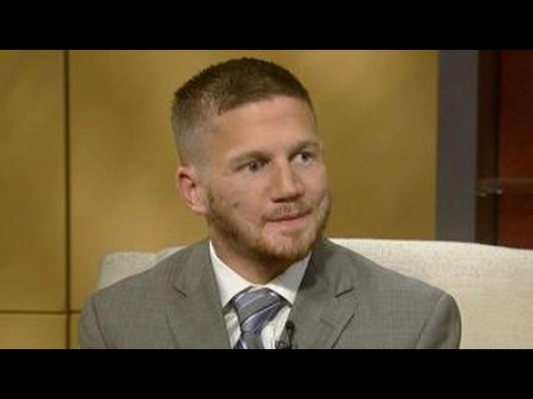 Medal of Honor recipient talks fight against terror