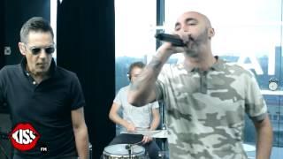 Cabron feat. Stefan Banica - La masa mea (Live Kiss FM)